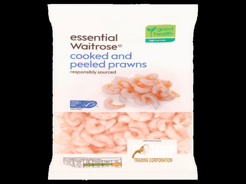 Sea Harina  P&D Cooked IQF Shrimp